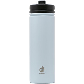 MIZU M9 Borraccia con tappo e cannuccia 900ml, enduro ice blue